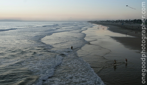 Huntington Beach Shoreline