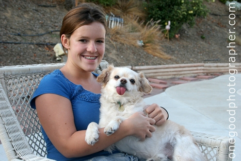 Erin and Buster