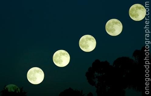 Full Moon Arising