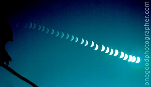So Many Moons, So Many Exposures
