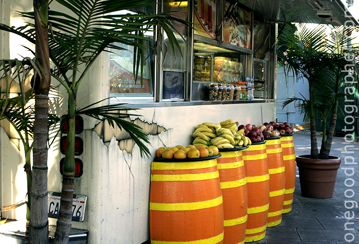 The Velarde Fruit Store