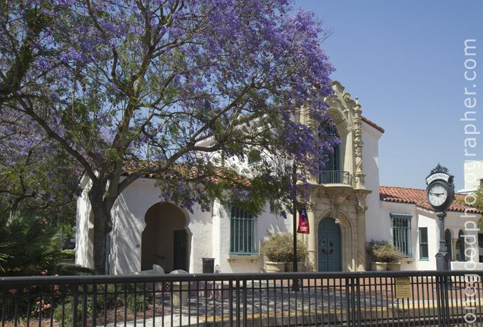 Claremont Historic Depot